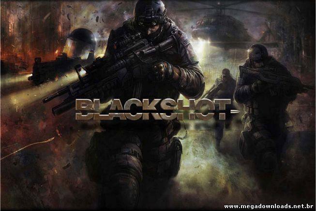Blackshot FPS Online - Mega Downloads