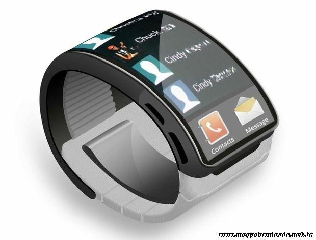 Smartwatch Sansumg Gear - Mega Downloads
